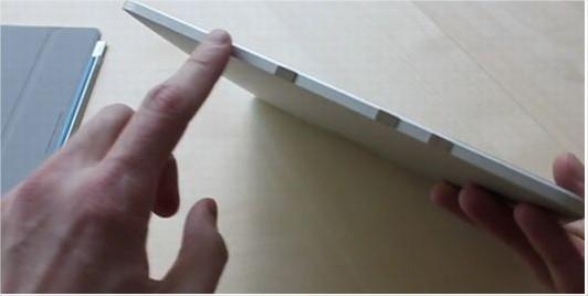 Utilisez un Smart Cover sur l'iPad 1