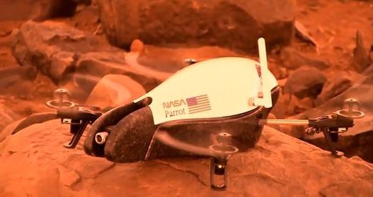 L'AR Drone au service de la NASA