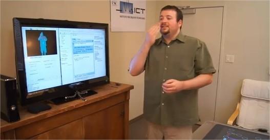 Le langage des signes adapté à Gmail via une Kinect