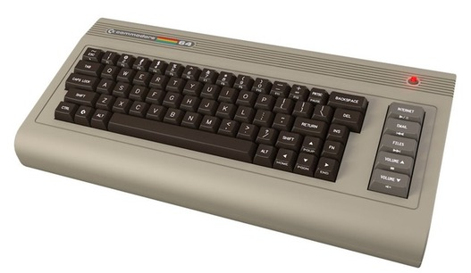 Commodore C64 version 2011