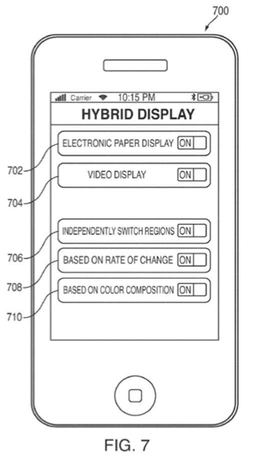 Apple s'intéresse à l'encre électronique