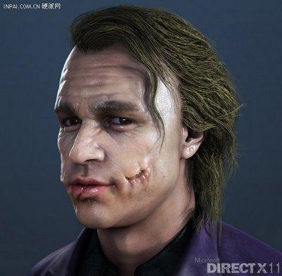 DirectX 11 - Unreal Engine 3 en vidéo !