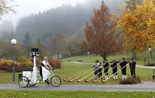 Google Street View en Allemagne c'est terminé