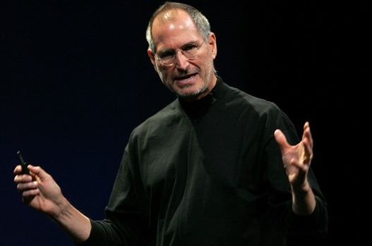 La biographie officielle de Steve Jobs pour 2012