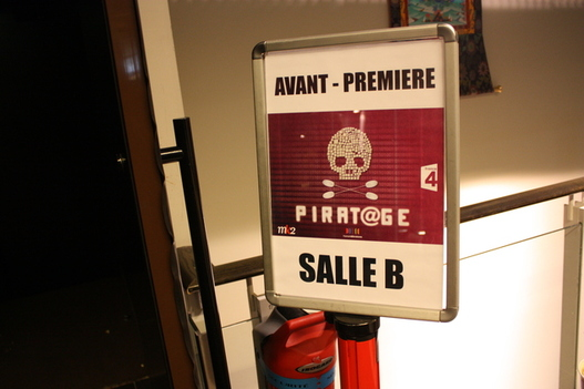 "Documentaire ""Pirat@ge"" sur France 4 le 15 avril"