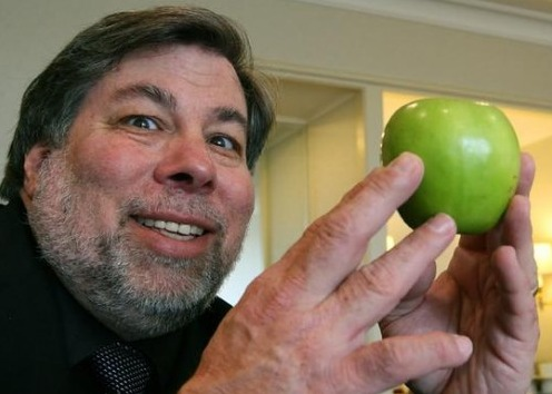 Steve Wozniak de retour chez Apple ?