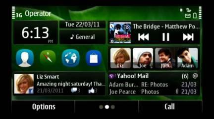 Nokia annonce Anna, une mise à jour majeure pour Symbian