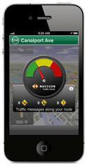Navigon MobileNavigator 1.8 - Mise à jour de la carte et guidage piéton en réalité augmentée