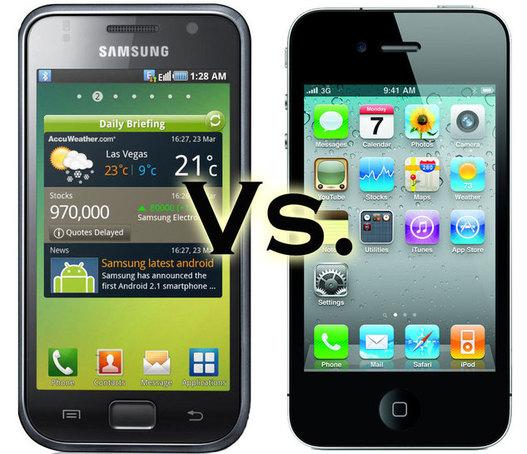 Galaxy S - Apple et Samsung devant les tribunaux