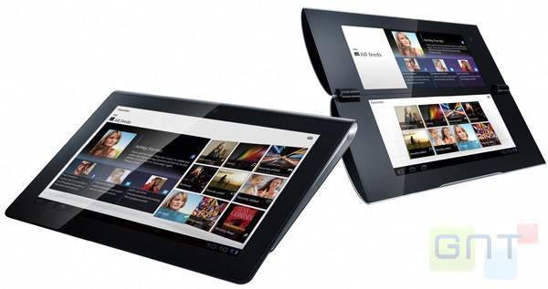 Sony officialise ses tablettes S1 et S2