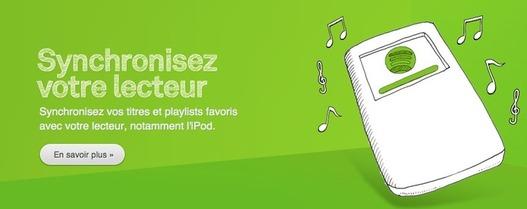 Spotify lance la musique low-cost et dit ciao à iTunes !