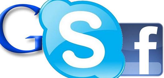 Facebook ou Google pour acheter Skype ?
