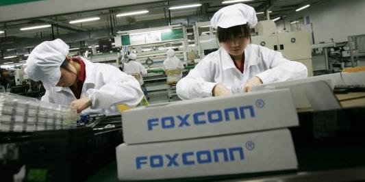 Interdit de se suicider chez Foxconn, c'est écrit dans le contrat !!!