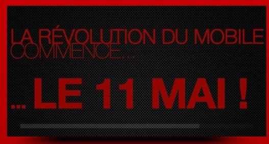 La Révolution Mobile pour le 11 mai 2011 ?
