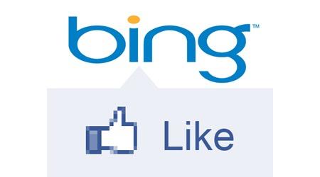 Bing et Facebook devancent Google et son Bouton +1