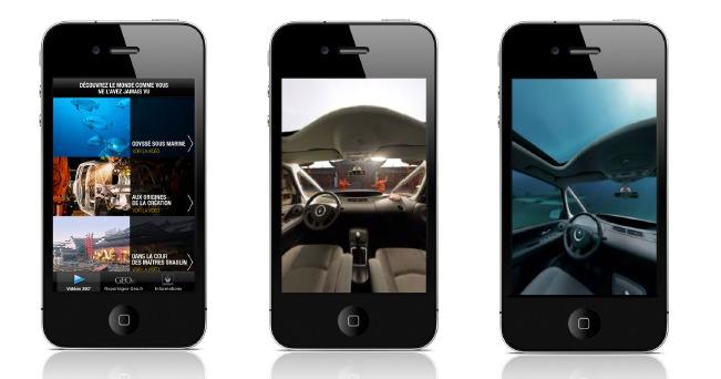 [Billet sponsorisé] Renault nous offre une vue à 360° de son nouvel Espace sur iPhone