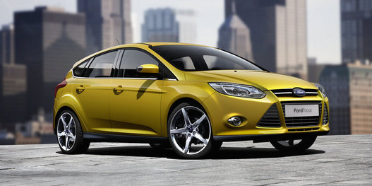 La nouvelle Ford Focus a son application iPhone