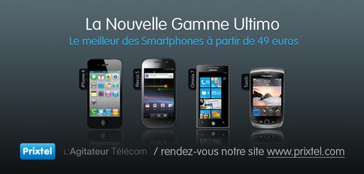 Prixtel lance deux nouveaux forfaits mobiles : Sumo et Ultimo