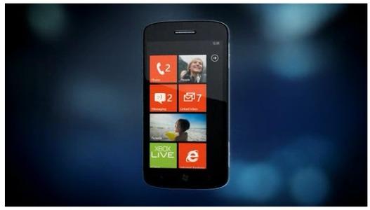 Nokia Windows Phone 7 - Les premières images ?
