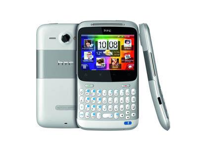 HTC ChaCha - Les détails de sa sortie