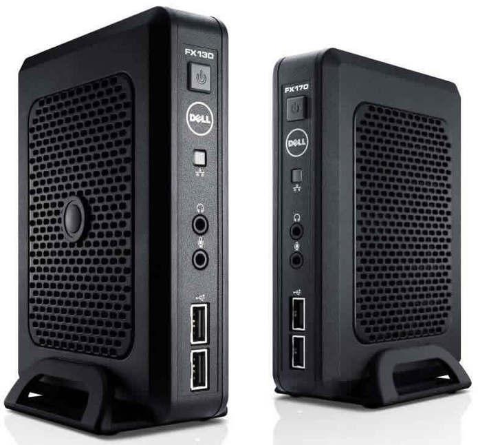 Dell FX130 et FX170 dédié à la virtualisation