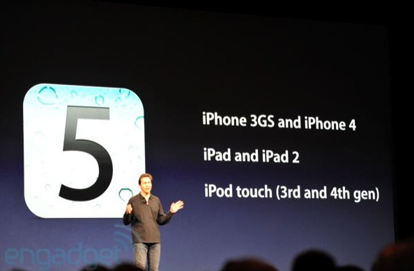 Keynote WWDC 2011 - iOS 5 - Suite