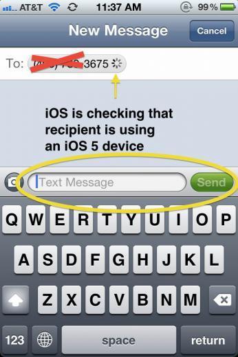 iMessage c'est quoi et comment ça marche ?