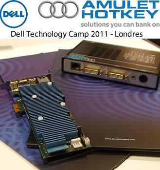 Dell Technology Camp 2011 - Amulet Hotkey