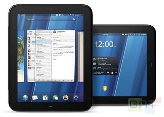La tablette HP TouchPad débarque en Europe début juillet