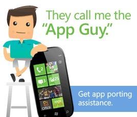 Windows Phone 7 - Microsoft propose un outil de portage aux développeurs Android