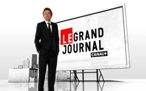 Xavier Niel, Marc Simoncini et Jacques-Antoine Granjon font une apparition au Grand Journal