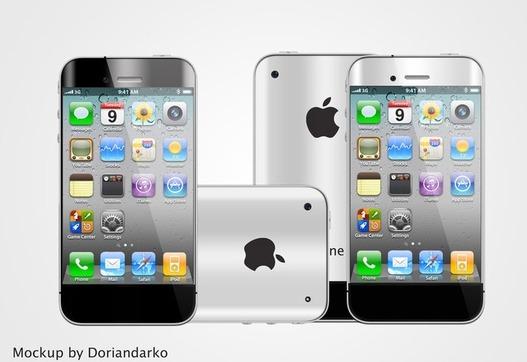 iPhone 5 - Un concept qui se rapproche de la future réalité ?