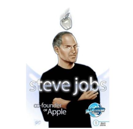 Steve Jobs - La BD pour Septembre 2011