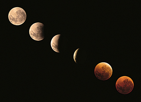 Eclipse de lune du 15 juin en direct sur Internet ou sur votre mobile grâce à Google