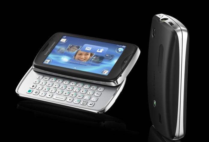Du nouveau chez Sony Ericsson avec le Mix Walkman et le Txt Pro