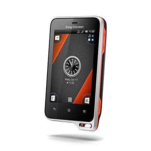 Sony Ericsson annonce deux nouveaux smartphones : Xperia Active et Xperia Ray