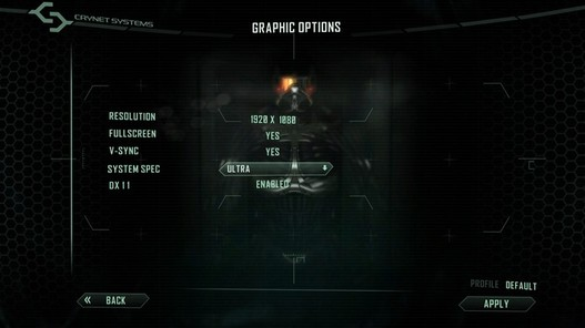 Le DirectX 11 pour Crysis 2 est enfin là