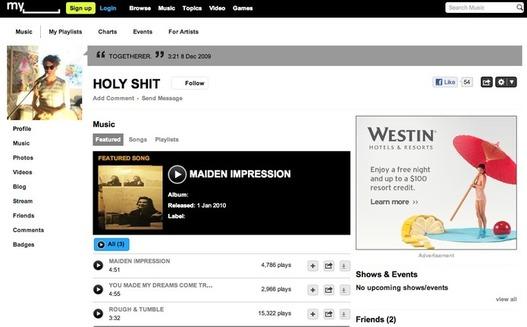 MySpace la mauvaise affaire pour News Corp