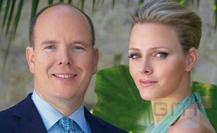 Le mariage du Prince Albert de Monaco en 3D