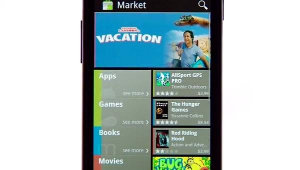 Un nouvel Android Market pour les smartphones et tablettes