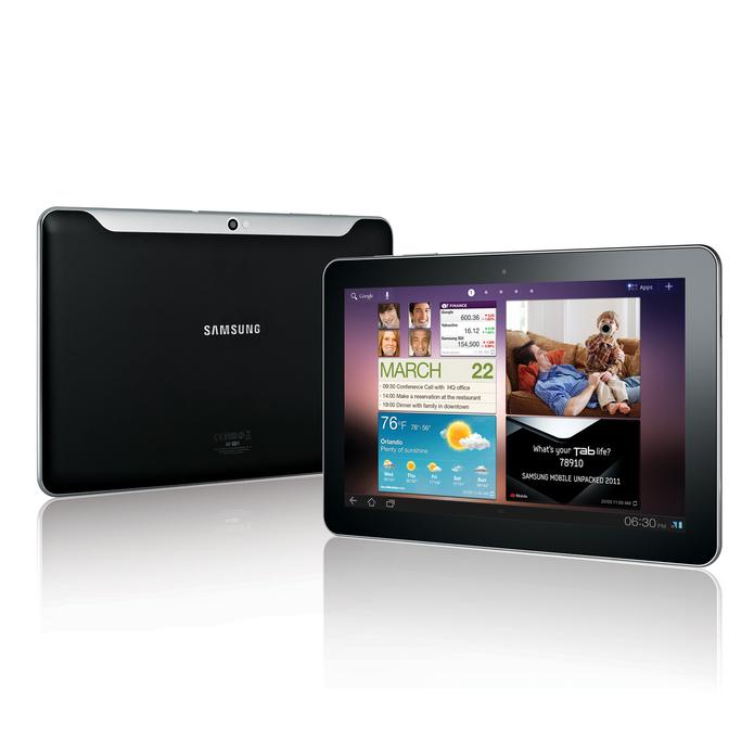 Les nouvelles Galaxy Tab seront disponibles début Août