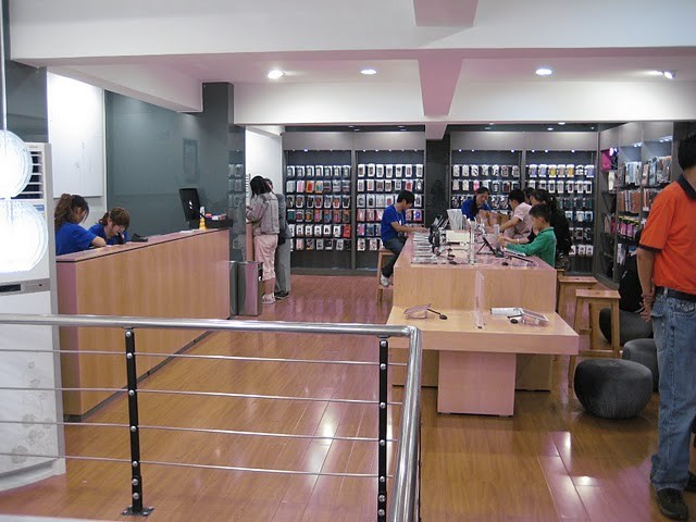 Des faux Apple Store fermés en Chine