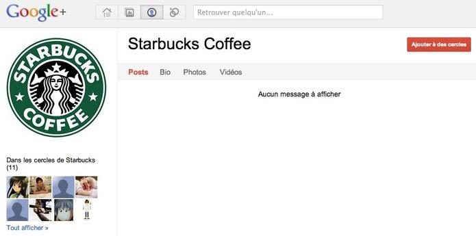 Google+ pour les entreprises, c'est bientôt.