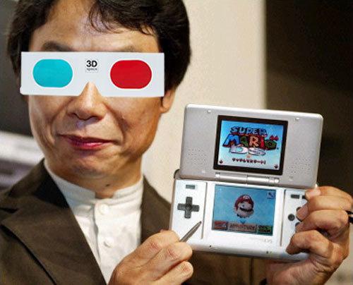 La Nintendo 3DS casse les yeux .. et les prix !