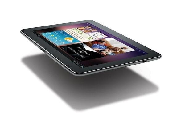 Samsung répond à l'interdiction de sa tablette en Europe