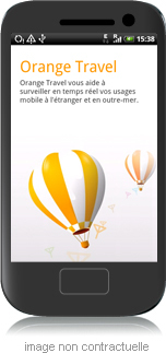 Orange Travel  - L'application pour éviter les surprises à l'étranger