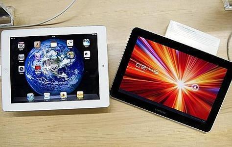 Samsung Galaxy Tab 10.1 en Europe - Et ça repart !