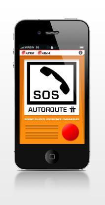 L'application SOS Autoroute arrive sur iPhone et Android