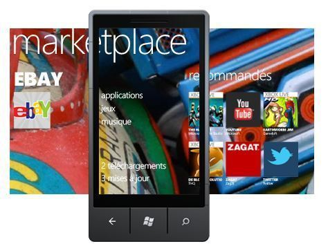 Windows Phone : plus de 30.000 applications pour le Marketplace !