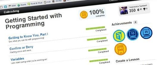 Y Combinator - Codecademy : le moyen le plus simple pour apprendre à programmer